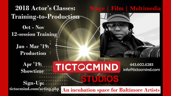 tictocmind Studios' Acting Classes: Featuring HOME