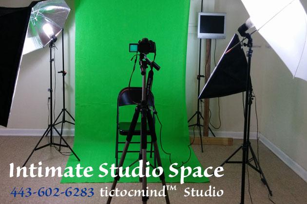 tictocmind™ Studio Space 18x12