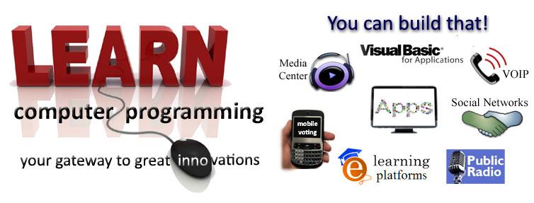 Learn Visual Basic Computer Programming Language